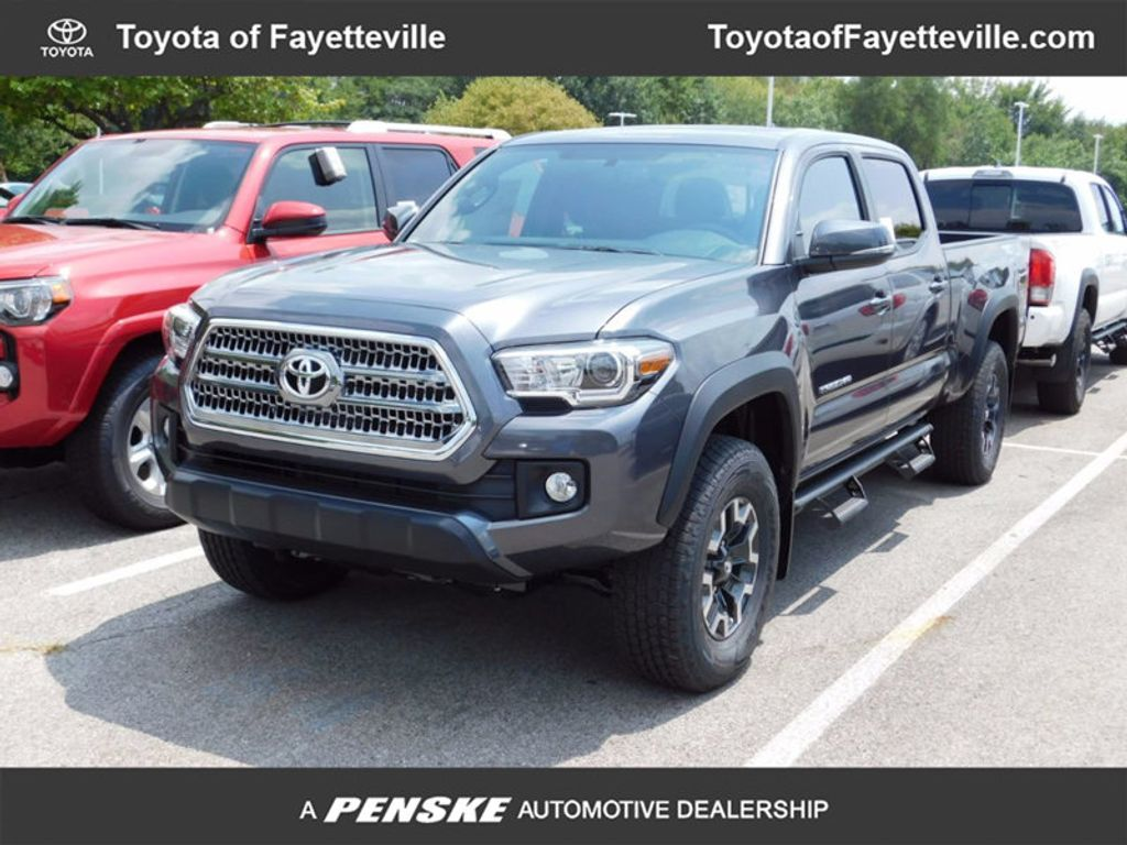 2017 Toyota Tacoma TRD Off Road Double Cab 6' Bed V6 4x4 Automatic - 16698447 - 0
