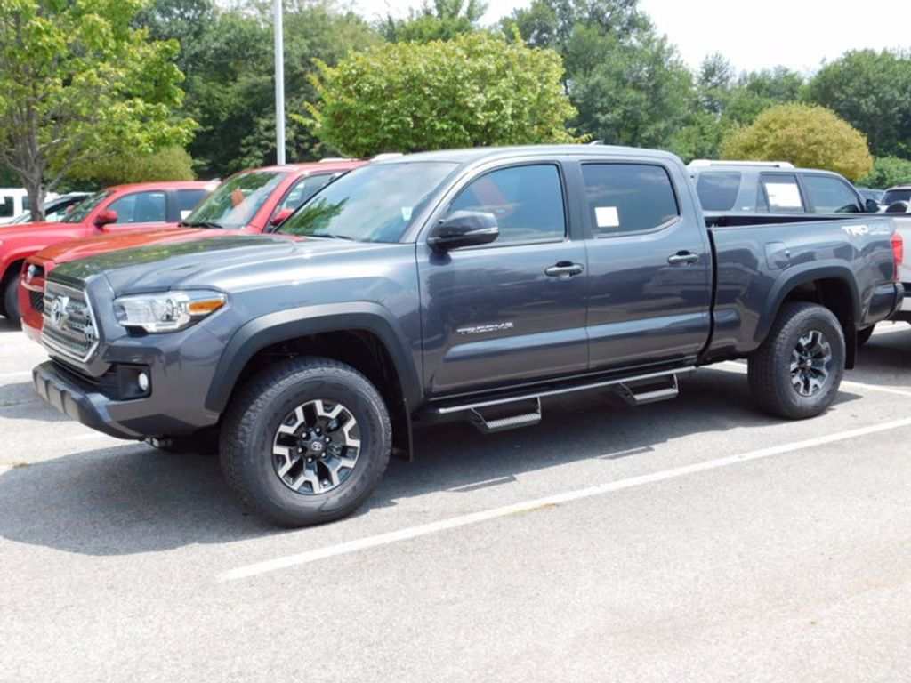2017 Toyota Tacoma TRD Off Road Double Cab 6' Bed V6 4x4 Automatic - 16698447 - 1