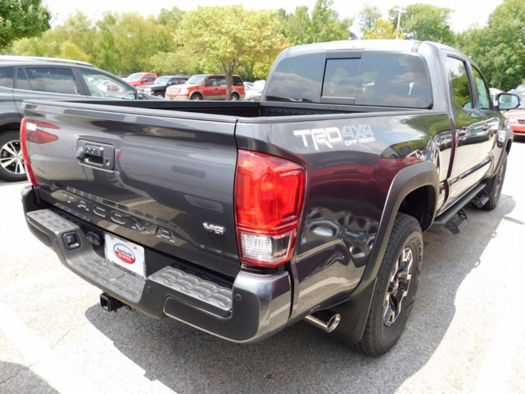2017 Toyota Tacoma TRD Off Road Double Cab 6' Bed V6 4x4 Automatic - 16698447 - 2