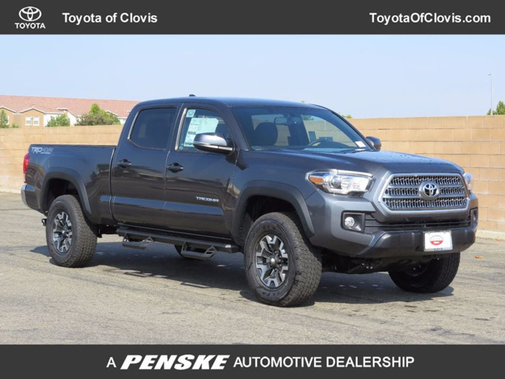 2017 Toyota Tacoma TRD Off Road Double Cab 6' Bed V6 4x4 Automatic - 16741958 - 0