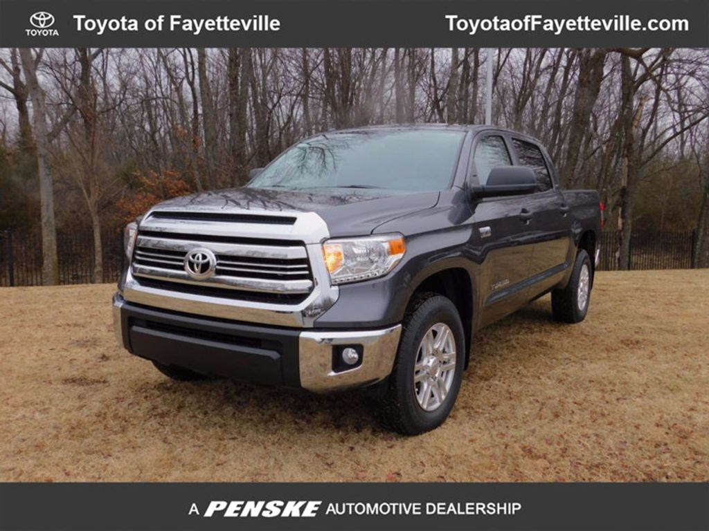 Dealer Video - 2017 Toyota Tundra 2WD SR5 CrewMax 5.5' Bed 5.7L FFV - 15964332