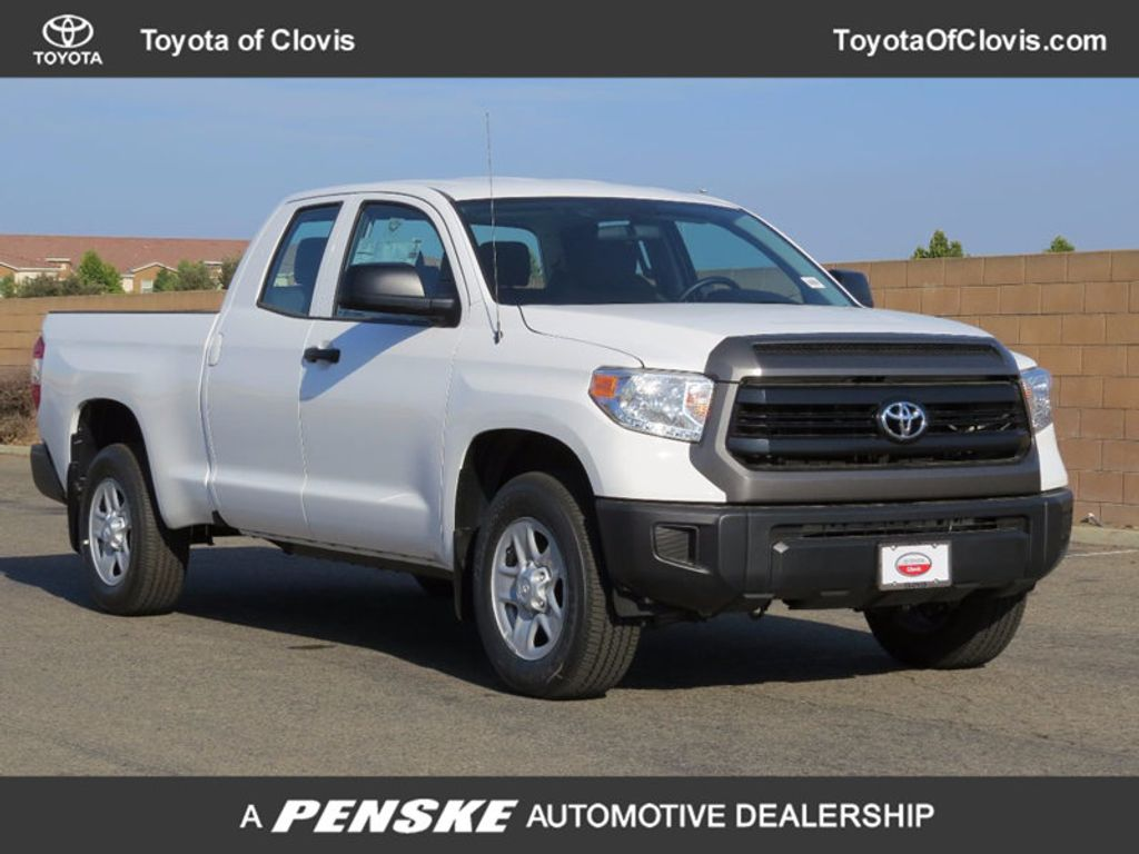 2017 Toyota Tundra 2WD SR Double Cab 6.5' Bed 4.6L - 16819913 - 0