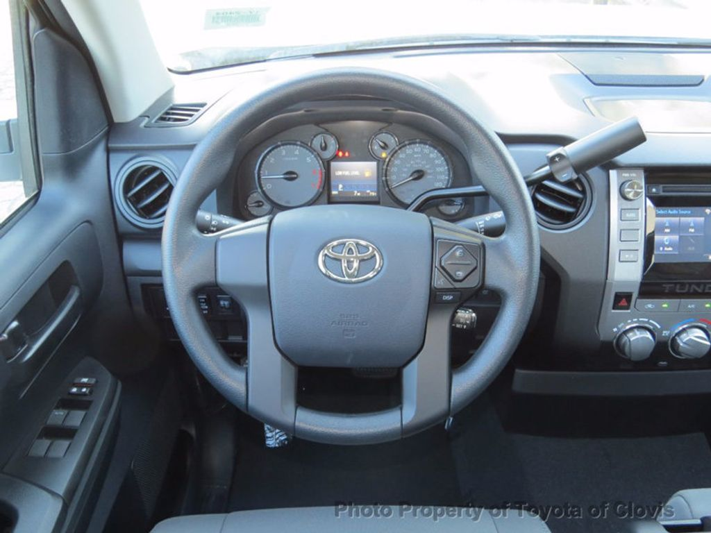 2017 Toyota Tundra 2WD SR Double Cab 6.5' Bed 4.6L - 16819913 - 5