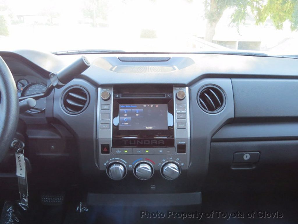 2017 Toyota Tundra 2WD SR Double Cab 6.5' Bed 4.6L - 16819913 - 8