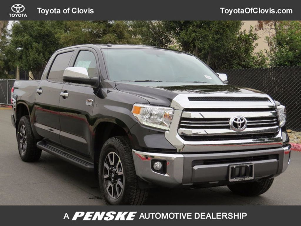 2017 Toyota Tundra 4WD 1794 Edition CrewMax 5.5' Bed 5.7L - 16428763 - 0