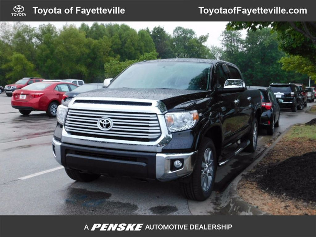 Dealer Video - 2017 Toyota Tundra 4WD Limited CrewMax 5.5' Bed 5.7L FFV - 16671979