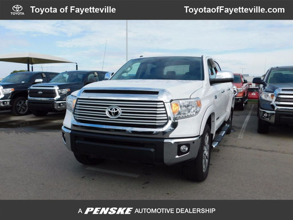 Dealer Video - 2017 Toyota Tundra 4WD Limited CrewMax 5.5' Bed 5.7L FFV - 16888475