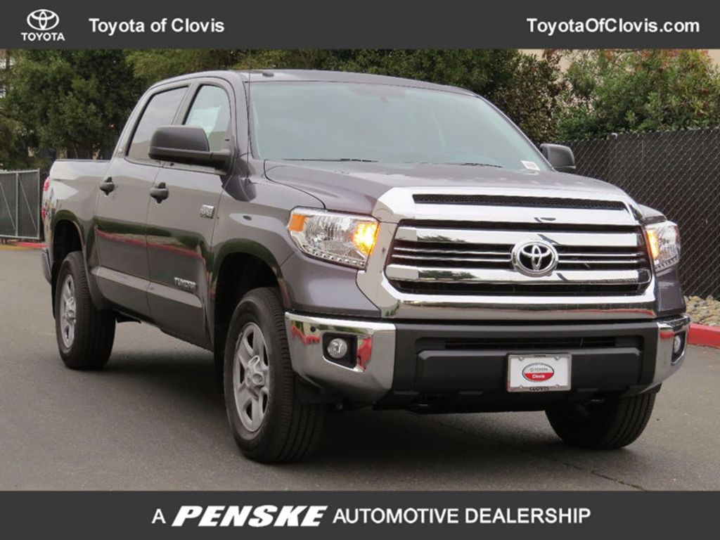 Dealer Video - 2017 Toyota Tundra 4WD SR5 CrewMax 5.5' Bed 5.7L - 15989943