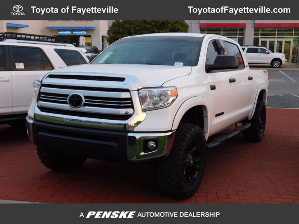 Dealer Video - 2017 Toyota Tundra 4WD SR5 CrewMax 5.5' Bed 5.7L FFV - 16591074