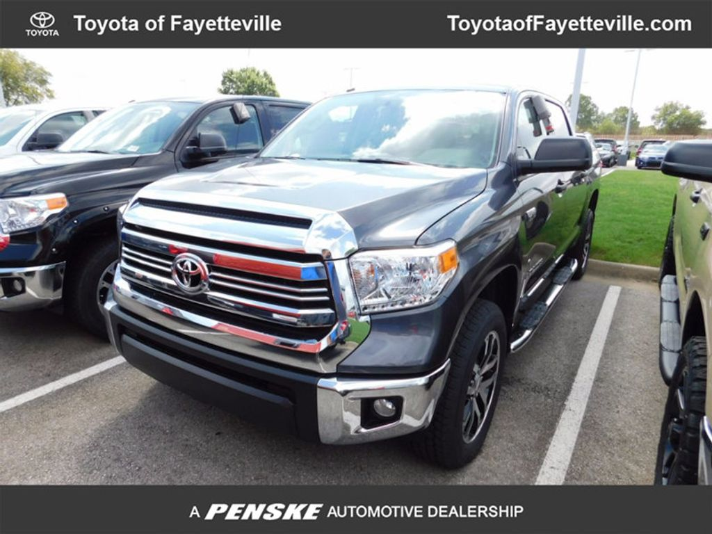 Dealer Video - 2017 Toyota Tundra 4WD SR5 CrewMax 5.5' Bed 5.7L FFV - 16712918