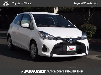 2017 Toyota Yaris 3-Door L Automatic Coupe