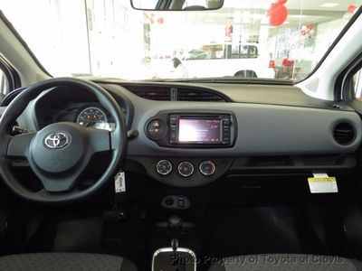 2017 Toyota Yaris 3-Door L Automatic Coupe - Click to see full-size photo viewer