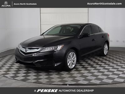 New Acura ILX At Penske Automall AZ - Acura ilx 2018 black