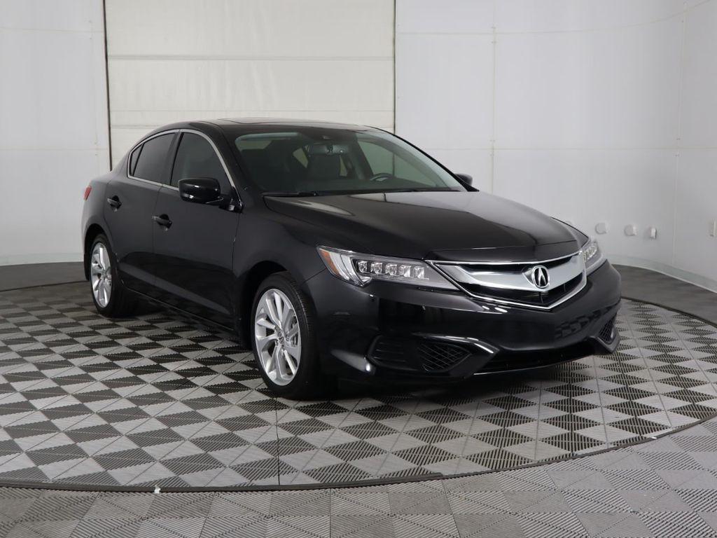 2018 Acura ILX Sedan w/Technology Plus Pkg - 18198501 - 2