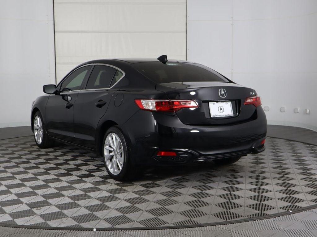 2018 new acura ilx sedan w/technology plus pkg at penske automall, az, iid  18198501