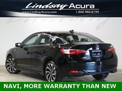 2018 Acura ILX Technology Plus and A-SPEC Packages - Click to see full-size photo viewer