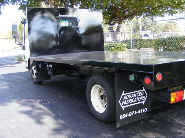 2018 ADVANCED FABRICATORS 14FB96W ..14ft Steel Flat Bed Body