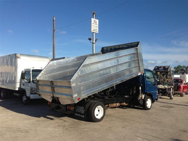 2018 ADVANCED FABRICATORS 14LD48A .. 14ft Aluminum Landscape Dump Body - 15289491