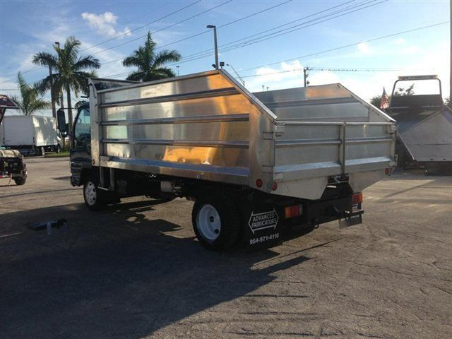 2018 ADVANCED FABRICATORS 14LD48A .. 14ft Aluminum Landscape Dump Body - 15289491 - 2