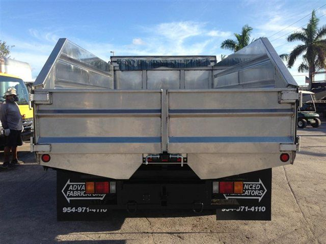 2018 ADVANCED FABRICATORS 14LD48A .. 14ft Aluminum Landscape Dump Body - 15289491 - 4