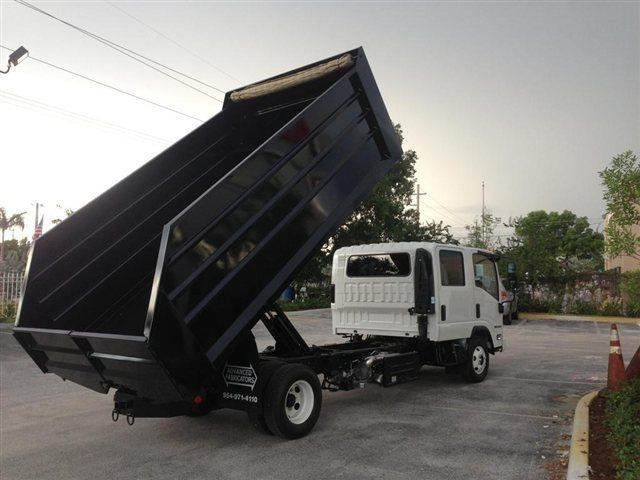 2018 ADVANCED FABRICATORS 14LD48S .. 14ft Steel Landscape Dump Body - 15289490 - 4