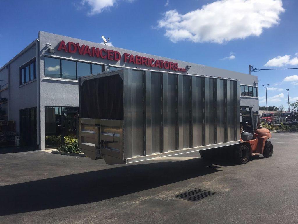 2018 Advanced Fabricators 16CHD72A 16FT ALUMINUM CHIPPER BODY - 16093958 - 2