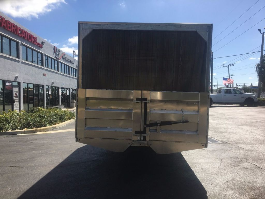2018 Advanced Fabricators 16CHD72A 16FT ALUMINUM CHIPPER BODY - 16093958 - 3