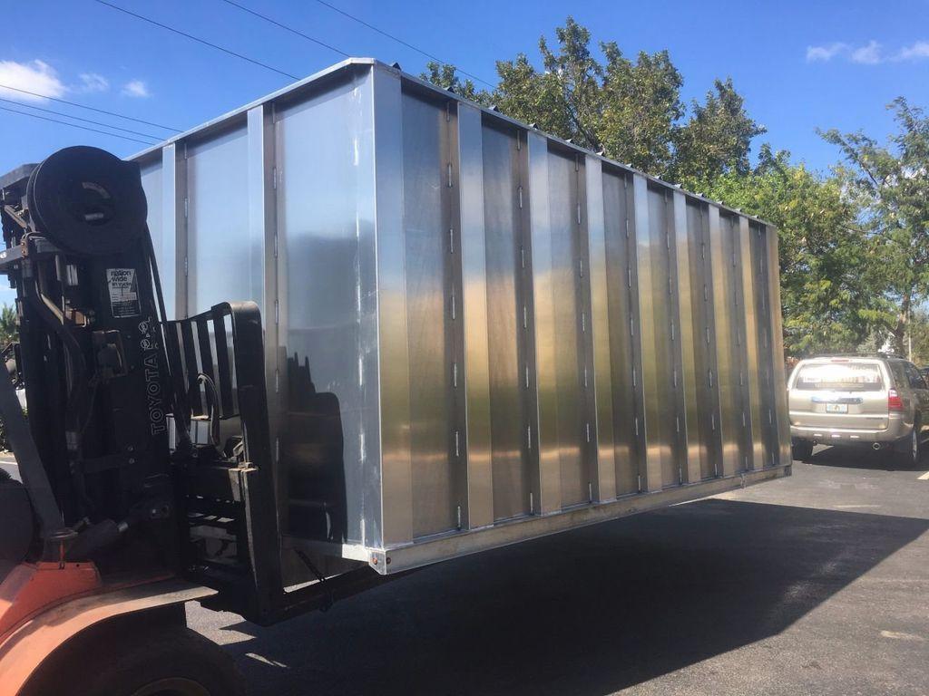 2018 Advanced Fabricators 16CHD72A 16FT ALUMINUM CHIPPER BODY - 16093958 - 4