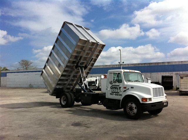 2018 ADVANCED FABRICATORS 16CHD72A ..16ft Aluminum Chipper Dump Body - 15289493 - 2
