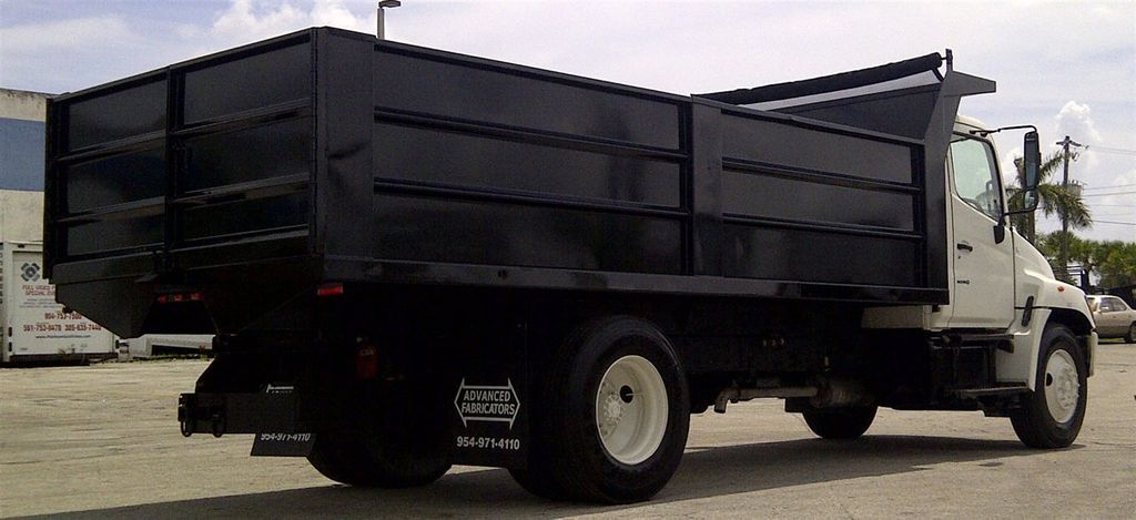 2018 ADVANCED FABRICATORS 18TD42S ..18ft Steel Trash Dump..42in Sides - 11602713 - 9