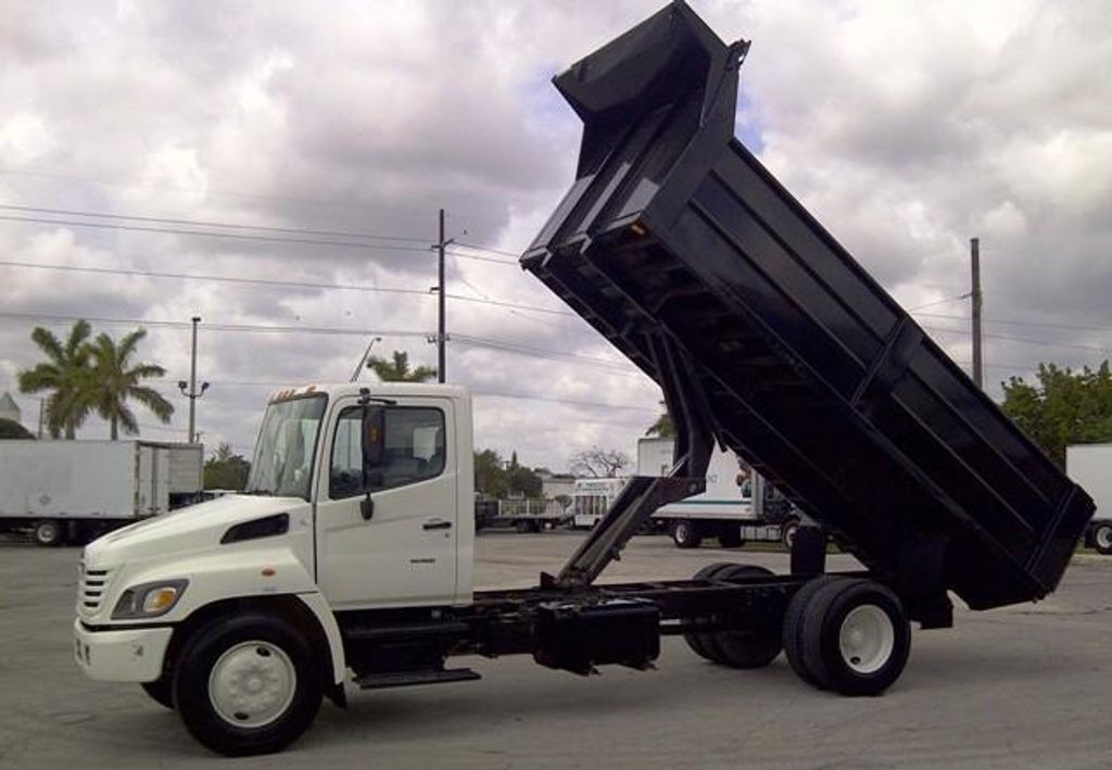 2018 ADVANCED FABRICATORS 18TD42S ..18ft Steel Trash Dump..42in Sides - 11602713 - 6