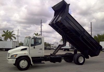 2018 ADVANCED FABRICATORS 18TD42S ..18ft Steel Trash Dump..42in Sides - Click to see full-size photo viewer