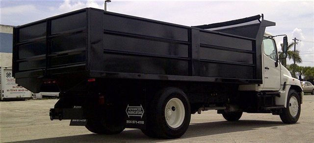 2018 ADVANCED FABRICATORS 18TD42S ..18ft Steel Trash Dump..42in Sides - 15289494 - 9