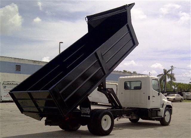 2018 ADVANCED FABRICATORS 18TD42S ..18ft Steel Trash Dump..42in Sides - 15289494 - 1