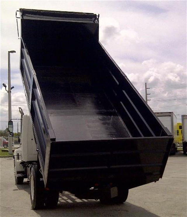 2018 ADVANCED FABRICATORS 18TD42S ..18ft Steel Trash Dump..42in Sides - 15289494 - 3