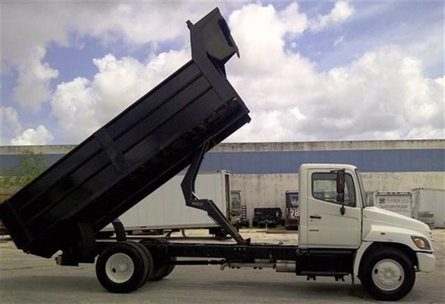 2018 ADVANCED FABRICATORS 18TD42S ..18ft Steel Trash Dump..42in Sides - 15289494 - 4
