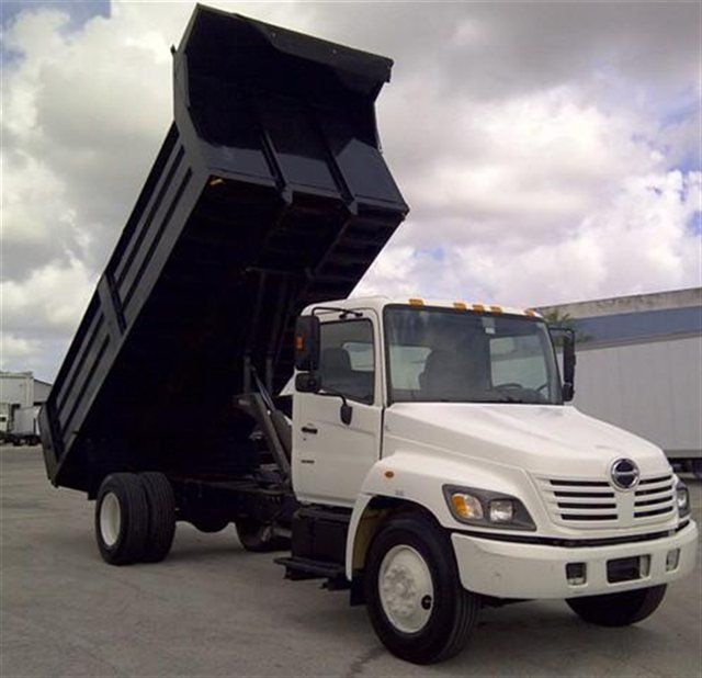2018 ADVANCED FABRICATORS 18TD42S ..18ft Steel Trash Dump..42in Sides - 15289494 - 5