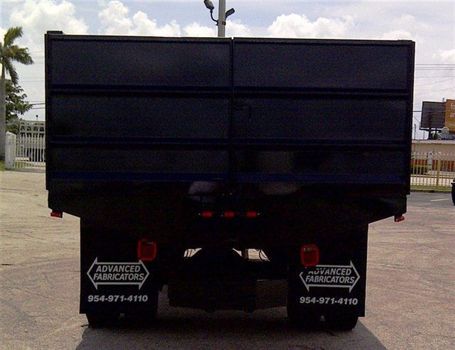 2018 ADVANCED FABRICATORS 18TD42S ..18ft Steel Trash Dump..42in Sides - 15289494 - 8
