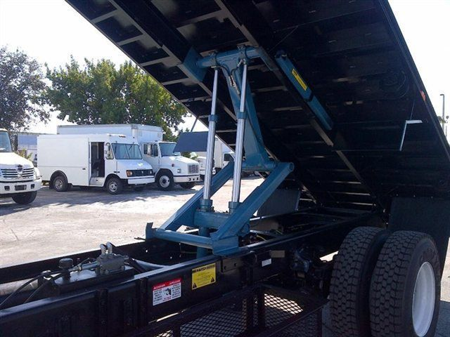 2018 ADVANCED FABRICATORS 20FB96D ..20FT STEEL FLATBED DUMP 96IN WIDE - 15289499 - 3