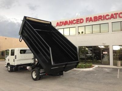 New 2018 ADVANCED FABRICATORS C 14LD48S .. 14ft Steel Landscape Dump Body