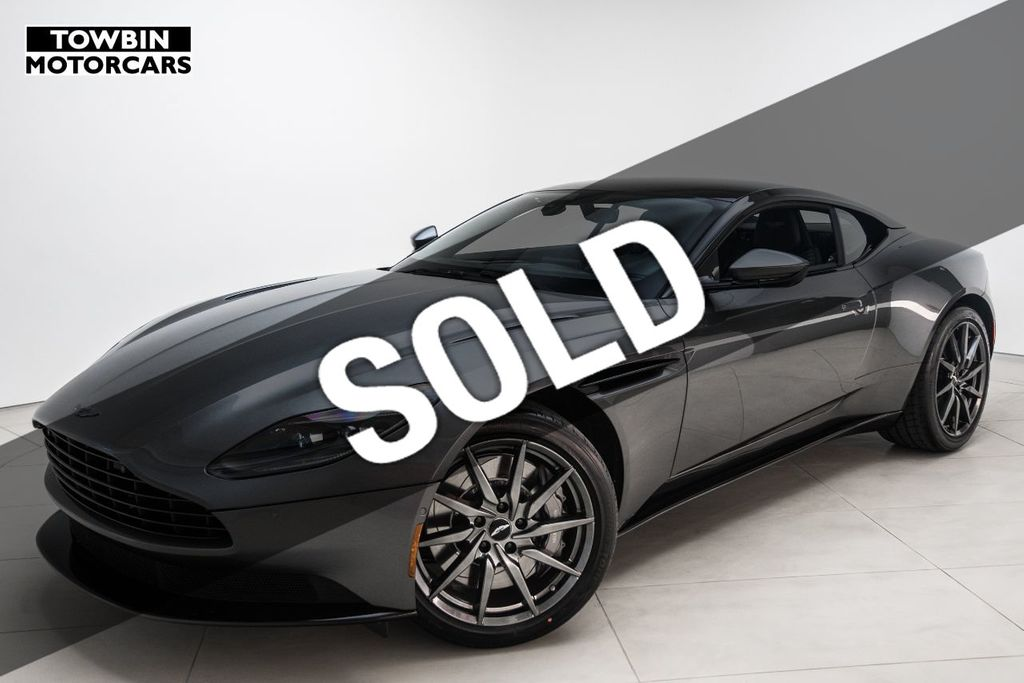 2018 Aston Martin DB11 V8 Coupe - 17433163 - 0
