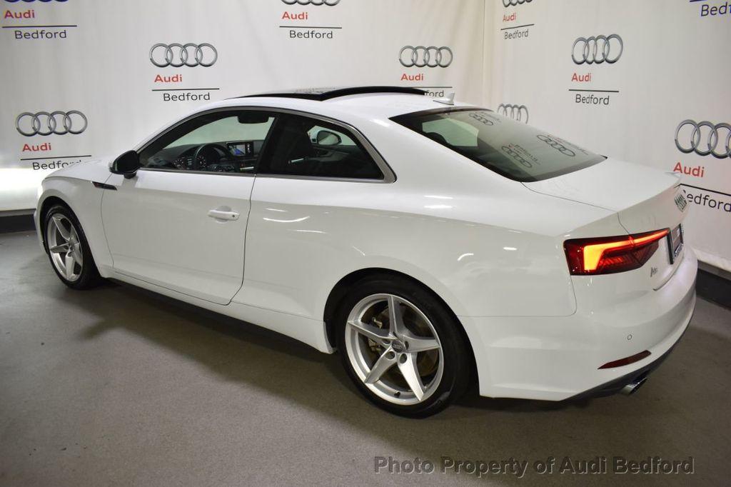 2018 Audi A5 Coupe 2.0 TFSI Premium Plus S tronic - 18430370 - 2