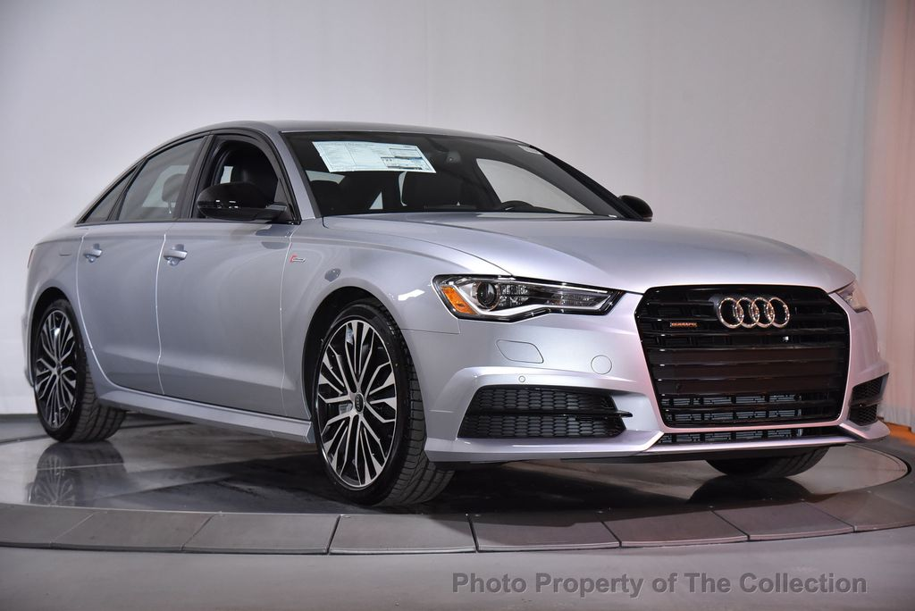 2018 new audi a6 3 0 tfsi sport quattro awd at the. Black Bedroom Furniture Sets. Home Design Ideas
