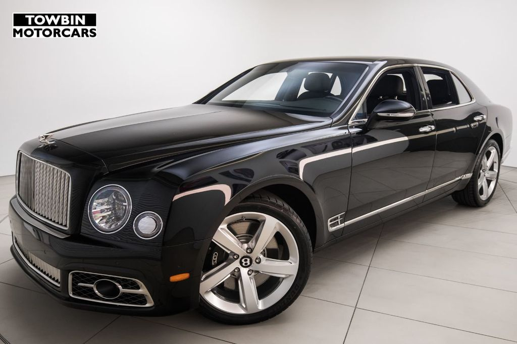 2018 Bentley Mulsanne Speed Sedan - 17889010