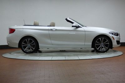 2018 BMW 2 Series 230i xDrive Convertible - Click to see full-size photo viewer