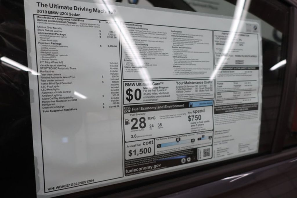 2018 BMW 3 Series 320i - 17096817 - 9