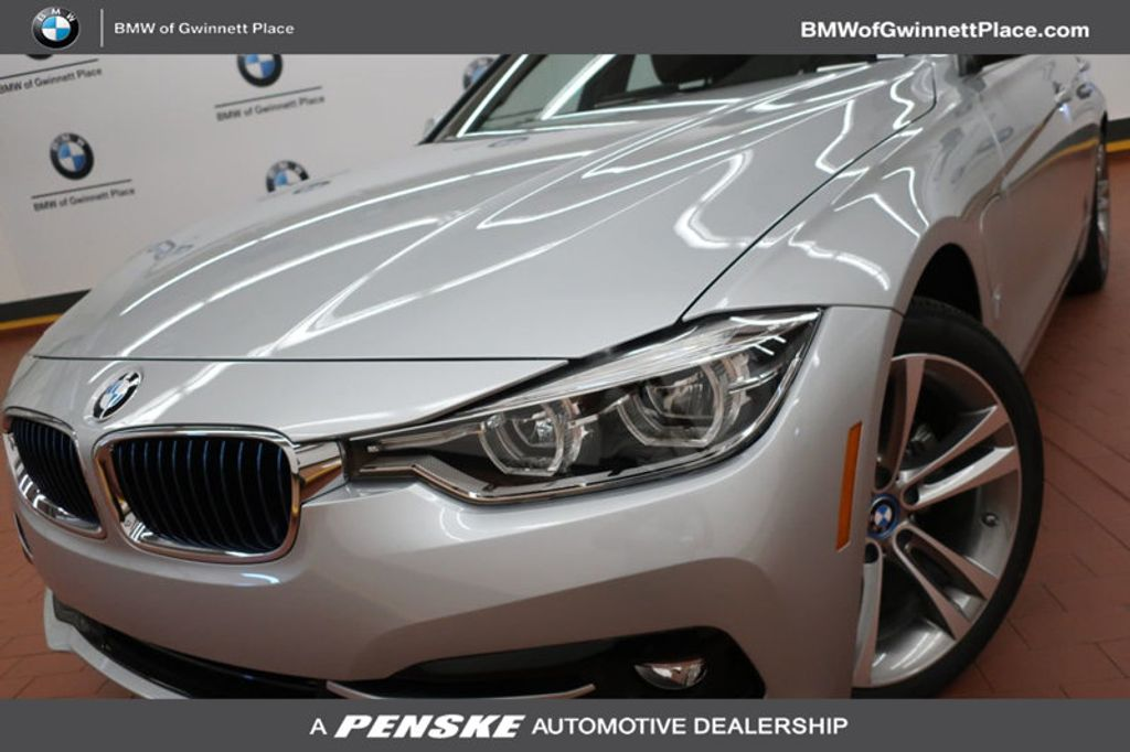 2018 BMW 3 Series 330e iPerformance Plug-In Hybrid - 16773281 - 0