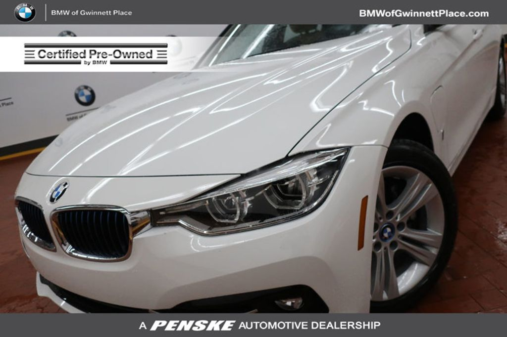 2018 BMW 3 Series 330e iPerformance Plug-In Hybrid - 16791447 - 0