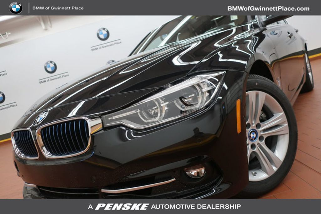 2018 BMW 3 Series 330e iPerformance Plug-In Hybrid - 17195410 - 0