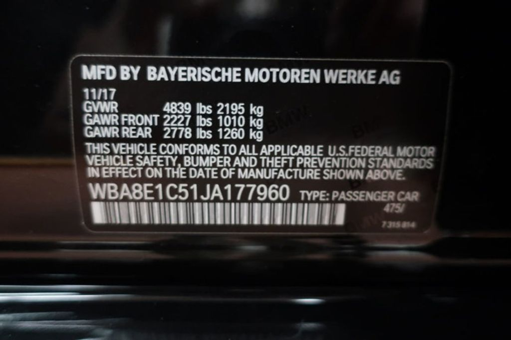 2018 BMW 3 Series 330e iPerformance Plug-In Hybrid - 17195410 - 32